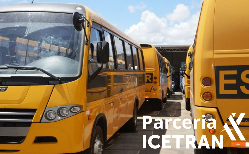 Atualização Para Condutores Veículo De Transporte De Escolares - 16 Horas